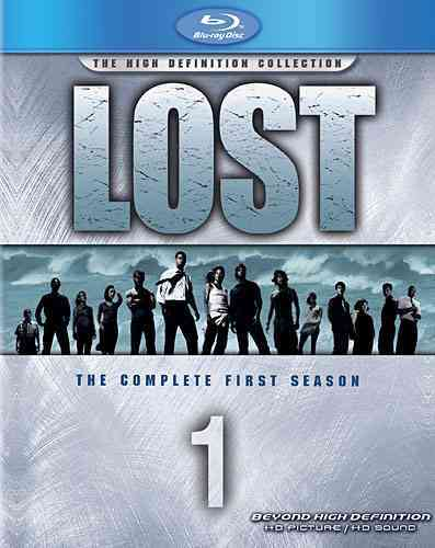 LOST:COMPLETE SEASON ONE BY LOST (Blu-Ray)