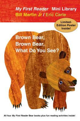 Bear Book Readers Boxed Set By Martin, Bill, Jr./ Carle, Eric (ILT)